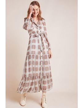 Elisabeth Shirtdress by Anthropologie