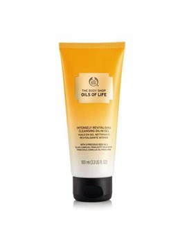 Oils Of Life™ Intensely Revitalising Cleansing Oil In Gel by The Body Shop