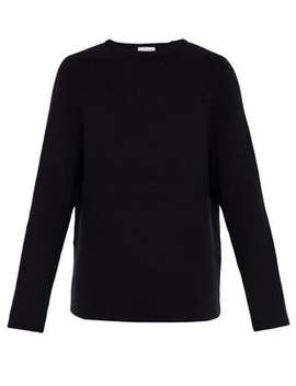 Crew Neck Merino Wool Sweater by Raey