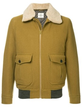 Military Bomber Jacket by Kent & Curwen