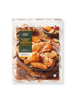 All Natural Chicken Wings   48oz   Archer Farms by 48oz