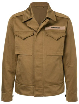 Utilitarian Shirt Jacket by Kent & Curwen