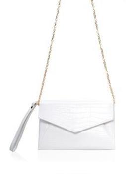 Wildest Dreams Crossbody   White by Fashion Nova