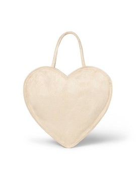 Heart Shaped Tote Handbag   Erin Fetherston For Target Tan by Erin Fetherston For Target Tan