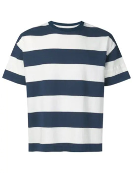Striped T Shirt by Facetasm