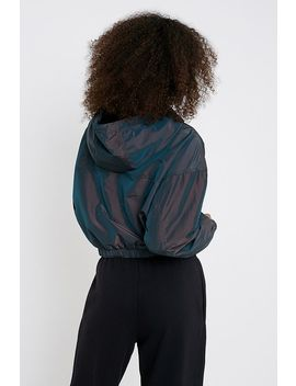 Iets Frans... Iridescent Cropped Jacket by Iets Frans...