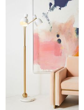 Sterling Floor Lamp by Anthropologie