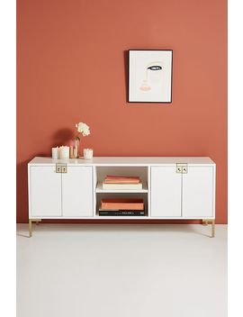 Ingram Media Console by Anthropologie