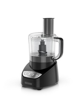 Black+Decker 8 Cup Food Processor   Black Fp4100 B by Black Fp4100 B
