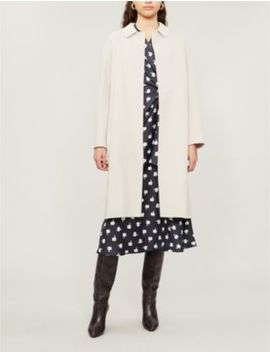 Doraci Wool Wrap Coat by S Max Mara