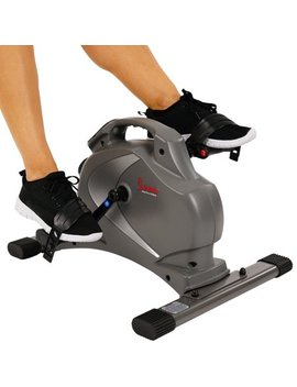 Sunny Health & Fitness Sf B0418 Mini Exercise Bike, Under Desk by Sunny Health & Fitness