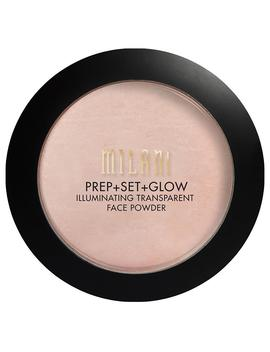 Milani Prep + Set + Glow Illuminating Face Powder0.3  Oz by Walgreens