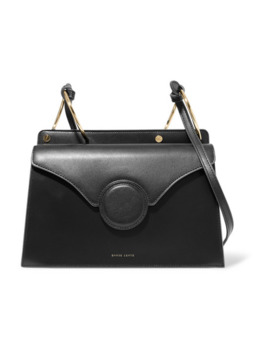 Phoebe Leather Shoulder Bag by Danse Lente