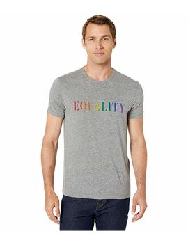 Short Sleeve Crew Tee   Pride Equality by John Varvatos Star U.S.A.