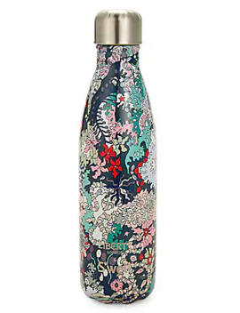 Watercolor Florals Water Bottle/17 Oz. by S'well