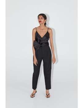 Satin Camisole Top  Dress Timewoman Cornershops by Zara