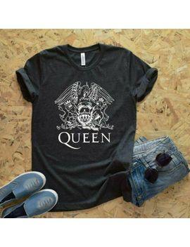 Queen Rock Band T Shirt Men Women Unisex Gildan Fans Tee All Size S 3 Xl by Gildan