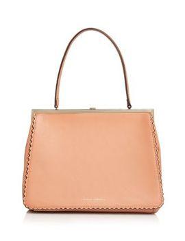 Olivia Leather Frame Bag by Loeffler Randall