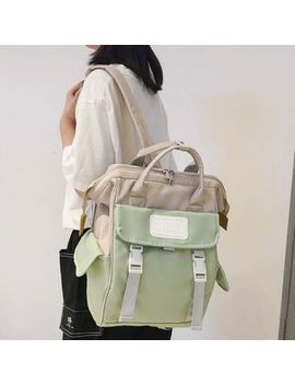 Youme   Square Lightweight Backpack by Youme