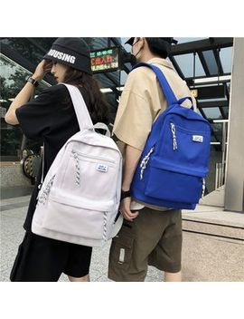 Carryme   Letter Backpack by Carryme