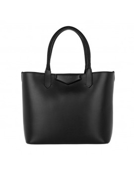 Antigona Shopping Bag Sm Black by Givenchy