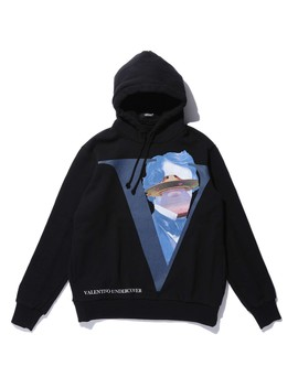 Valentino Undercover Sweater (Black) by Dover Street Market