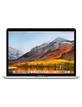 "2018 Apple Mac Book Pro 15"" Touch Bar, Intel Core I7, 16 Gb Ram, 256 Gb Ssd, Radeon Pro 555 X, Silver by Apple"