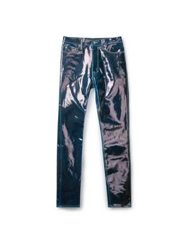 Doublet Coating Denim Pants (Indigo) by Dover Street Market