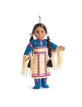 Pow Wow Dress Of Today For 18 Inch Dolls by American Girl