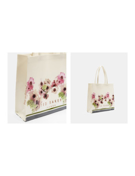 Neapolitan Large Icon Bag by Ted Baker