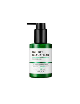 Some By Mi   Bye Bye Blackhead 30 Days Miracle Green Tea Tox Bubble Cleanser by Some By Mi
