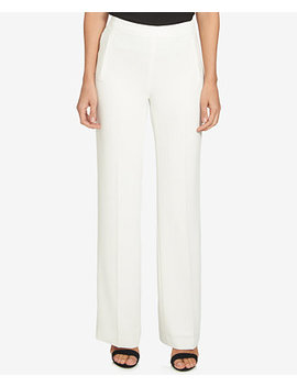 Pull On Straight Leg Pants by General