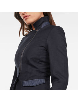 Rimu Zip Blazer by G Star