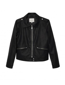 Vaughn Vegan Leather Jacket   Black by Matt & Nat