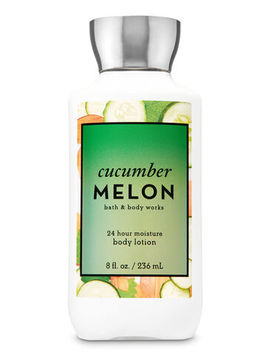 Signature Collection   Cucumber Melon   Super Smooth Body Lotion    by Signature Collection