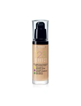 Bourjois 1,2,3 Perfect Foundation Light Bronze 53 by Superdrug