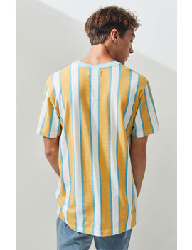 Pac Sun Restart Striped T Shirt by Pacsun