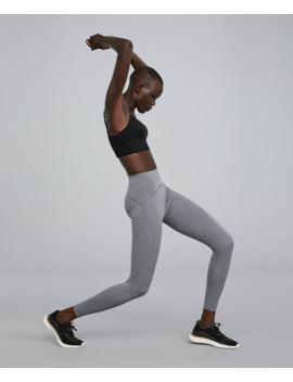 Leggings Sculpt Gris by Oysho