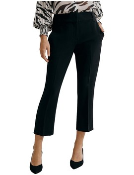 Cropped Cigarette Pant by Country Road