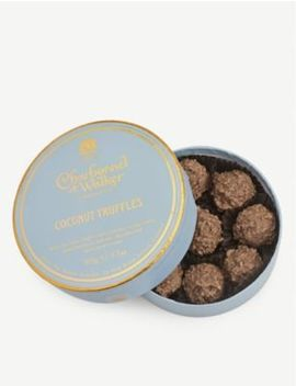 Coconut And Milk Chocolate Truffles 105g by Charbonnel Et Walker