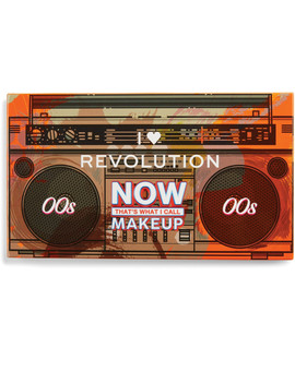 Online Only Now That's What I Call Makeup 00's Eyeshadow Palette by I Heart Revolution