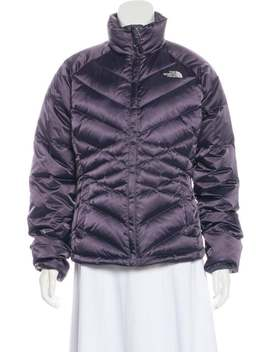 Down Zip Up Jacket by The North Face