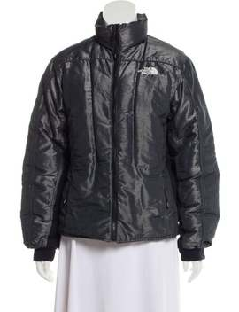 Down Mock Neck Jacket by The North Face