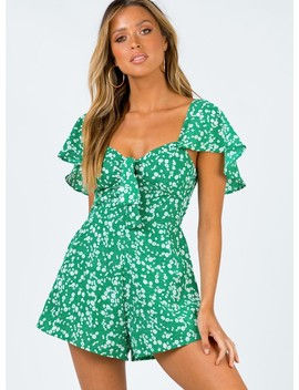 The Estera Playsuit by Princess Polly