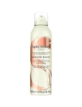 Sanctuary Invigorating Green Lemon & Orange Blossom Shower Burst 200ml by Sanctuary Spa