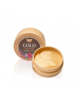 Koelf Gold & Royal Jelly Eye Patch 60ea (30usage) by Jolse