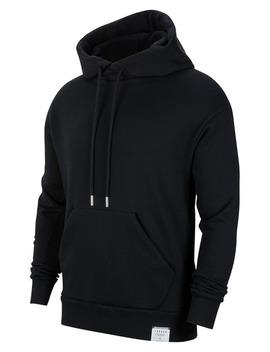 Black Cat Hooded Sweatshirt by Jordan