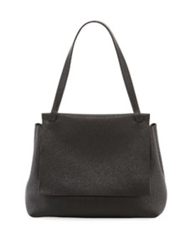 Sidekick Two Fine Calf Leather Shoulder Bag by The Row