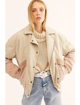 We The Free Distant Lights Bomber Jacket by We The Free