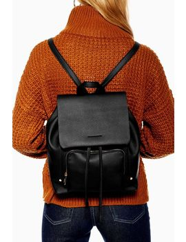 Jess Pocket Backpack by Topshop